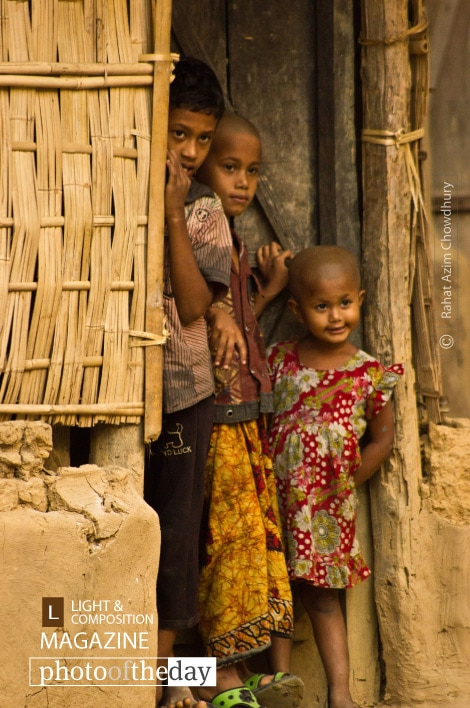 Story of Forest Kids, by Rahat Azim Chowdhury