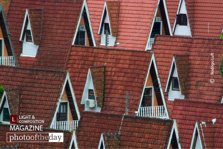 Rooftops, by Rodrigo Luft