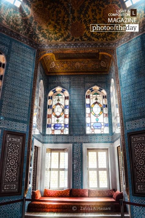 Topkapı Palace, by Zahraa Al Hassani