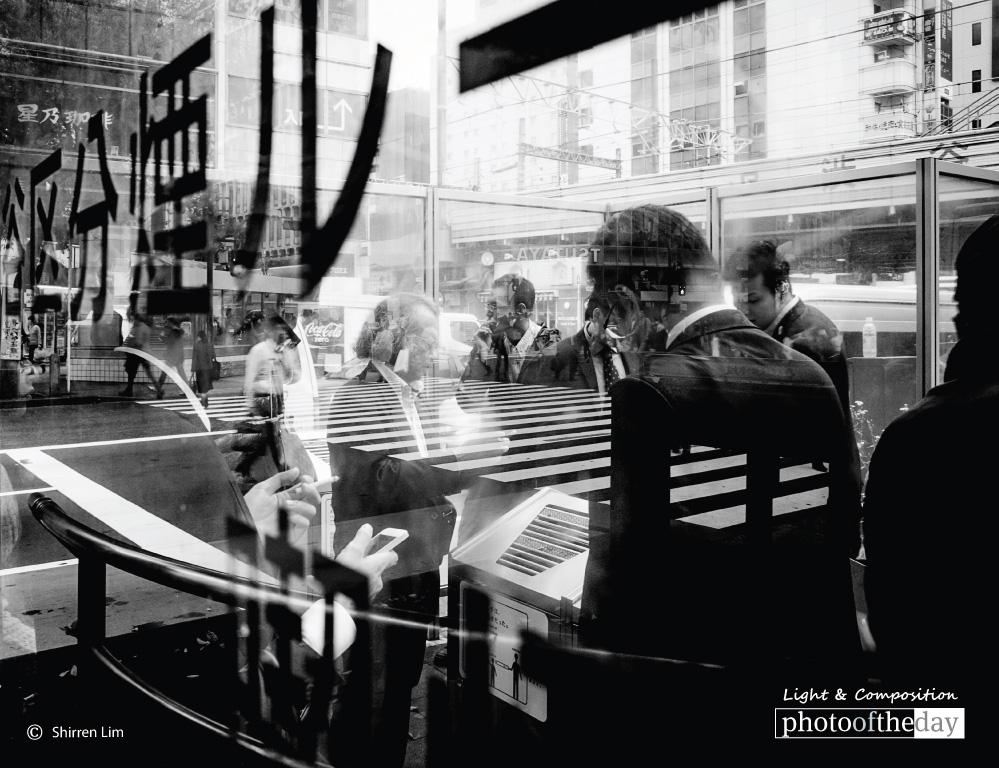 Tokyo Reflections, by Shirren Lim