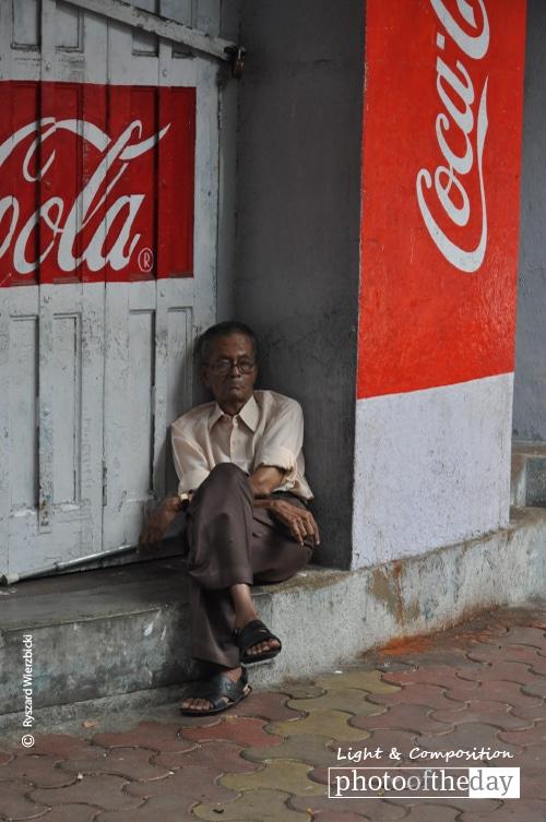 Coca Cola Nap, by Ryszard Wierzbicki