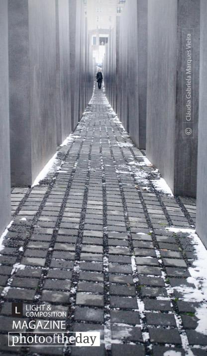 Holocaust Memorial, by Cláudia Vieira