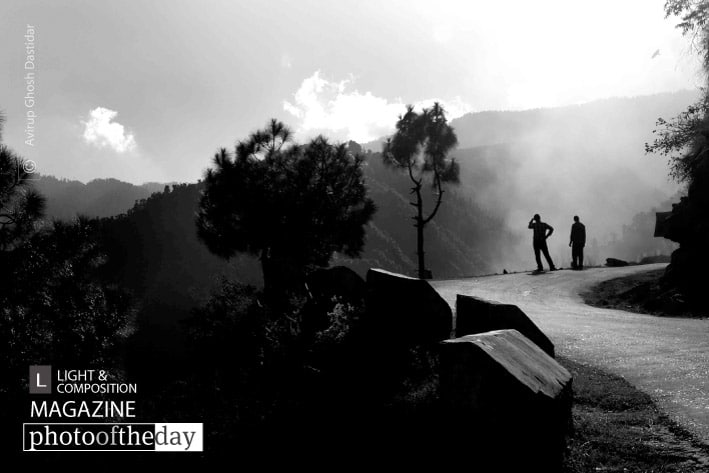 Living on the Edge, by Abhiroop Ghosh