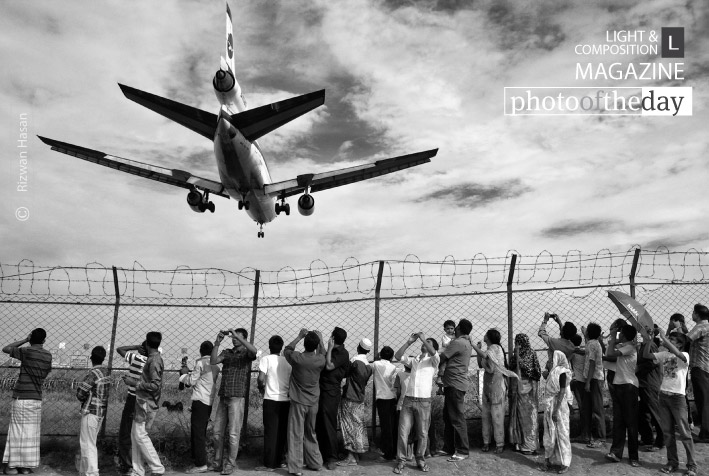 Airplane, by Rizwan Hasan