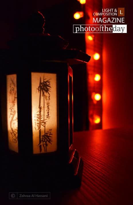 The Light is On, by Zahraa Al Hassani
