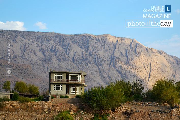 The sun was here! by Zahraa Al Hassani