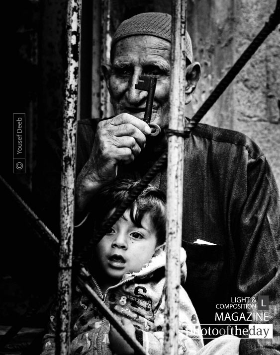The Key of Hope, by Yousef Deeb