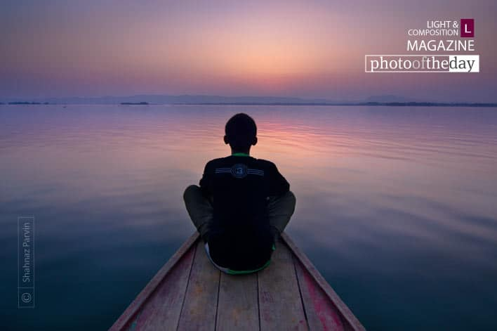 The Colors of Silence, by Shahnaz Parvin