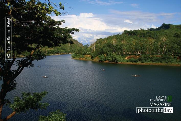 Karnaphuli River, by Saniar Rahman Rahul