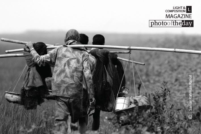 Three Fishermen, by Saniar Rahman Rahul
