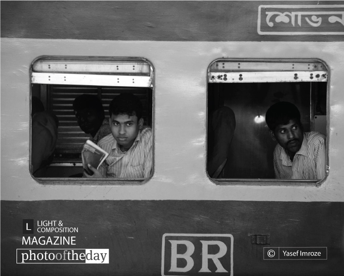 A Ride Back Home, by Yasef Imroze