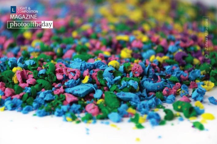 When it Comes to Colors, by Zahraa Al Hassani