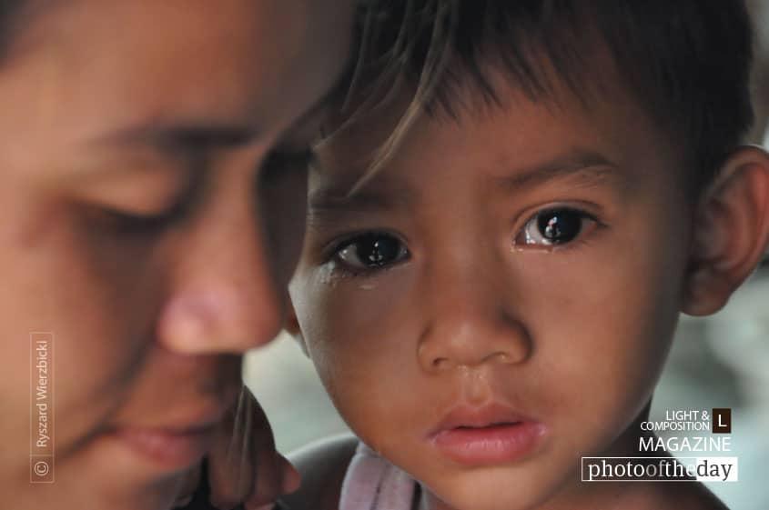 Children's Tears, by Ryszard Wierzbicki