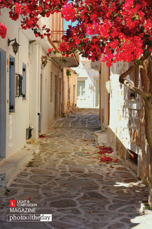 Enchanting Greek Village, by Marissa Tejada