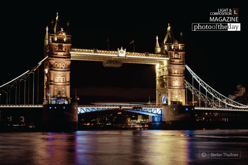 Tower Bridge, by Stefan Thallner