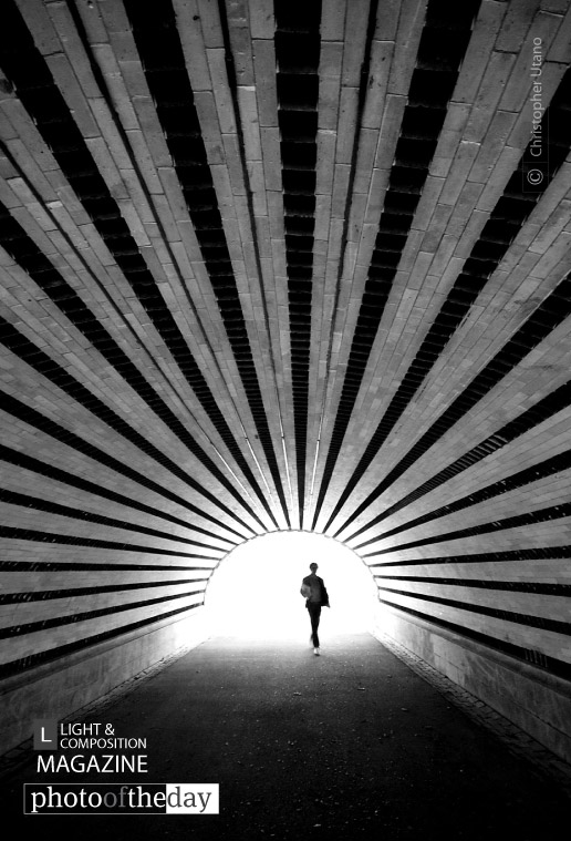 Central Park Tunnel, by Christopher Utano