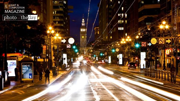 Market Street, by Matt Caguyong
