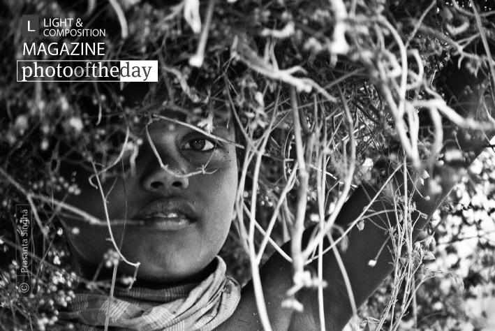 Childhood, by Prasanta Singha