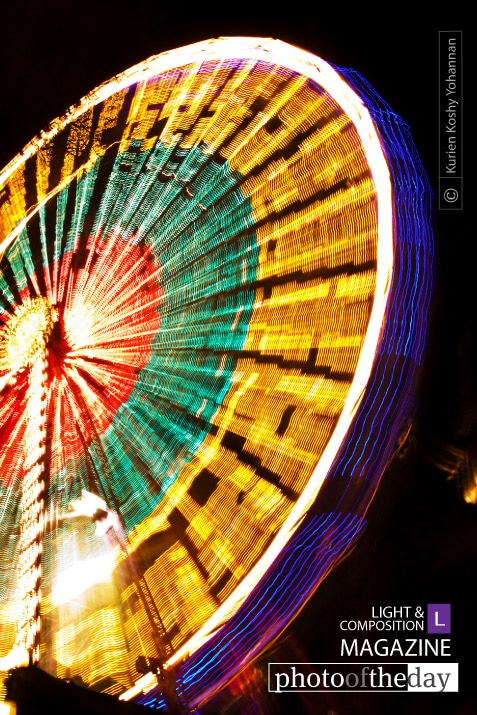 Whizzing Round, by Kurien Koshy Yohannan