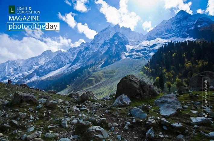 Kashmir, the Heaven on Earth, by Saumalya Ghosh