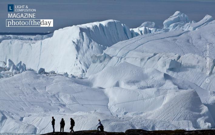 Ilulissat Icefjord, by Jan Møller Hansen