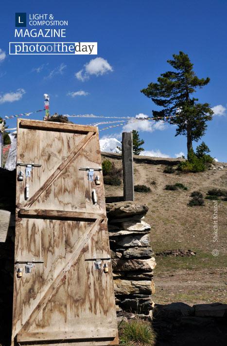 Doorway to Heaven, by Shikchit Khanal