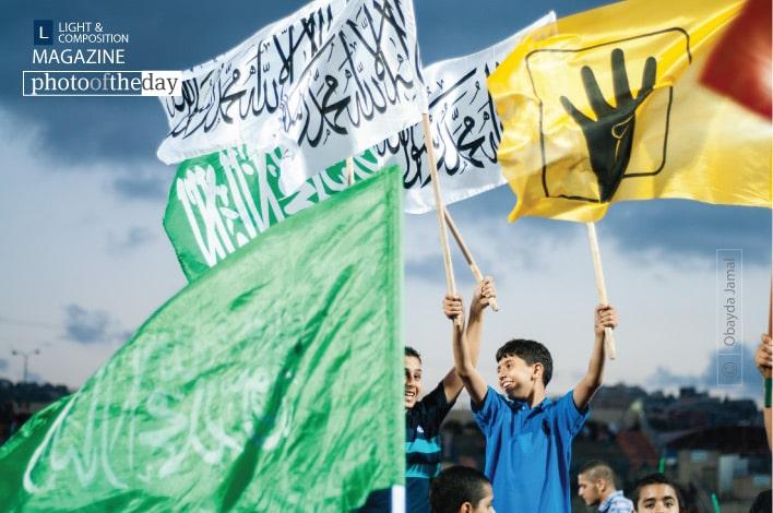 Proud to be a Muslim, by Obayda Jamal