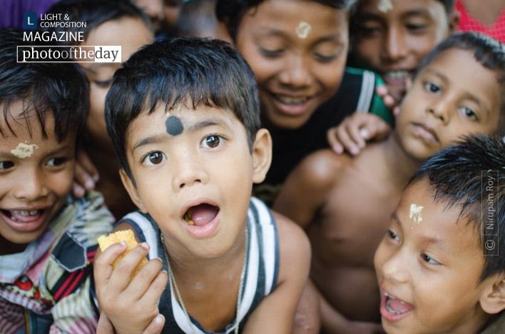 Different Exposures, by Nirupam Roy