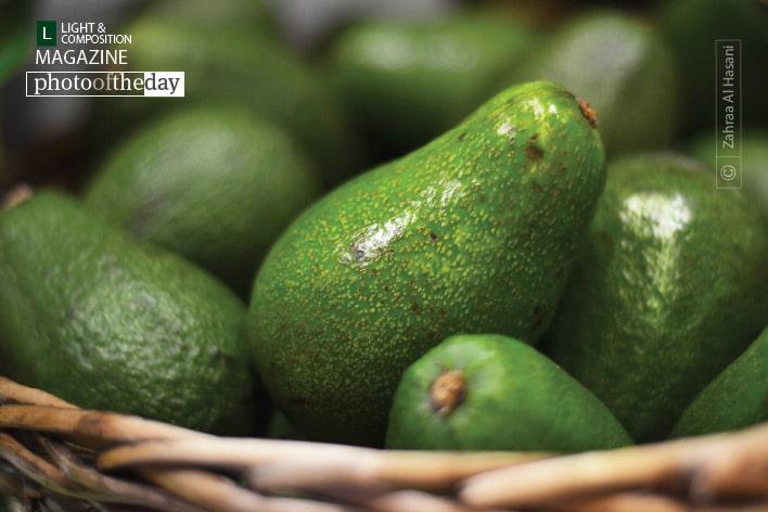 Happy Avocado! by Zahraa Al Hassani