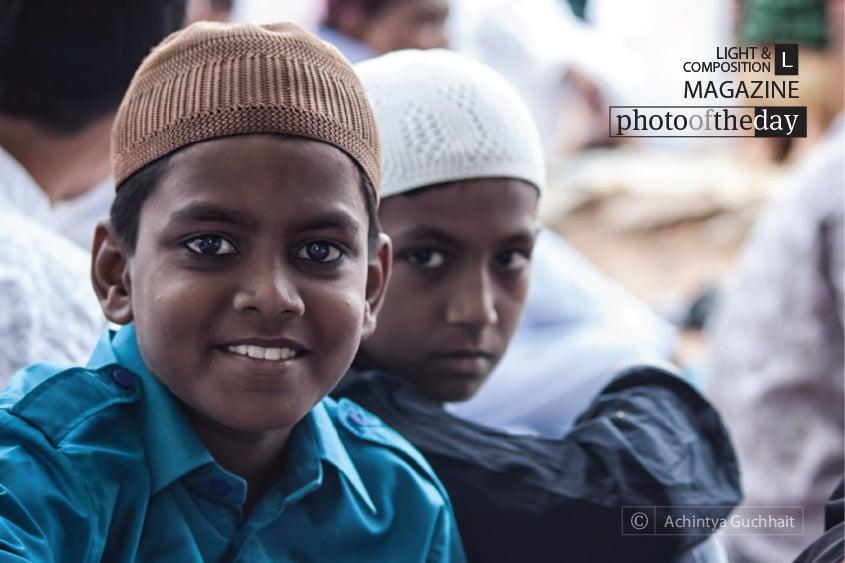 Happy Face, by Achintya Guchhait