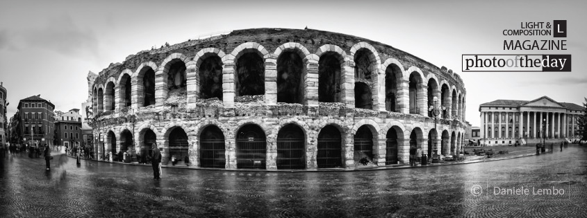 Arena di Verona, by Daniele Lembo
