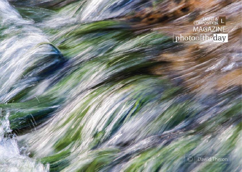 Water Art, by Dawid Theron
