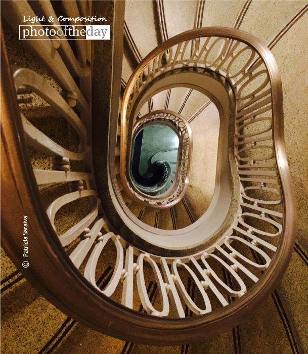 Stairs, by Patricia Saraiva