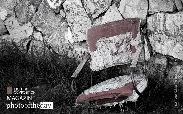 Homeless by Ana Sylvia Encinas