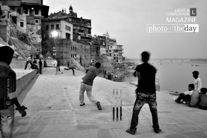 Cricket on Stones by Vishal Arora