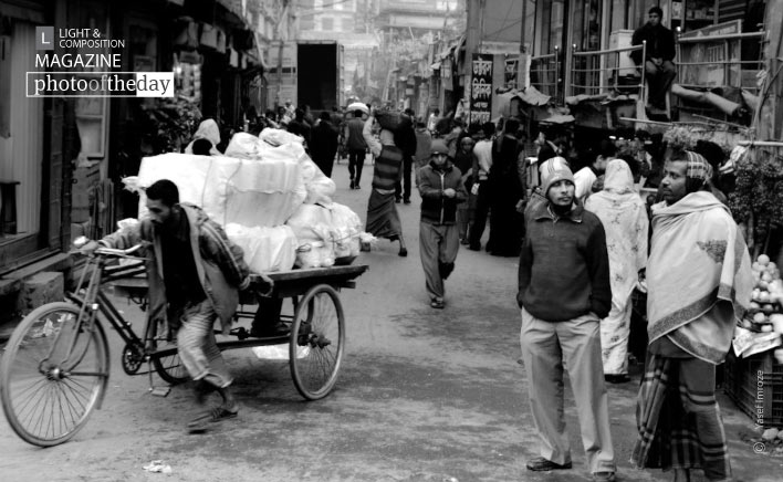 Tale of Old Dhaka, by Yasef Imroze