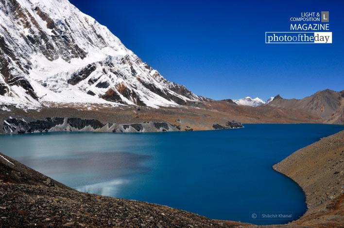 Lake Tilicho, by Shikchit Khanal