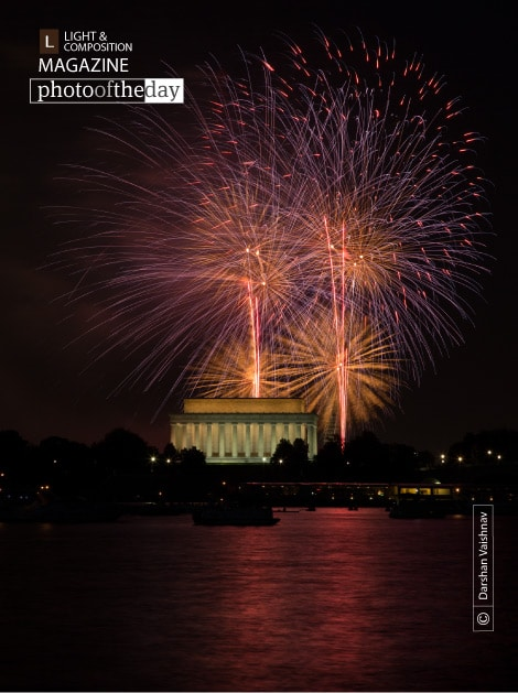 Celebration of 4th, by Darshan Vaishnav