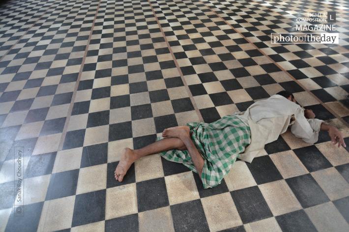 Checkmate, by Sanak Roy Choudhury
