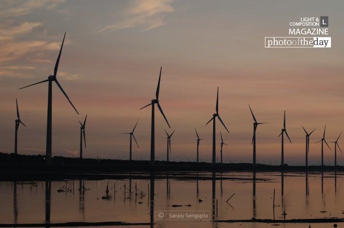 Winds of Change, by Sanjoy Sengupta
