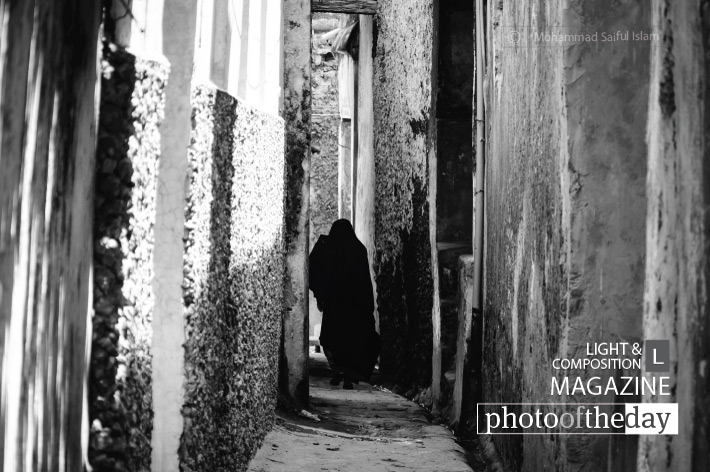 Across the Alley, by Mohammad Saiful Islam
