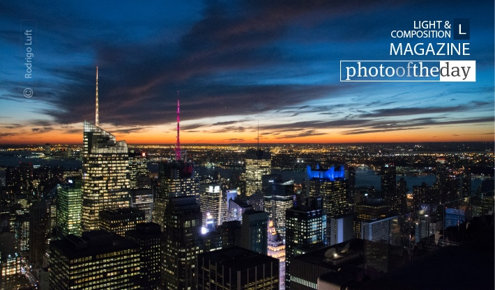 From the Top of the Rock, by Rodrigo Luft