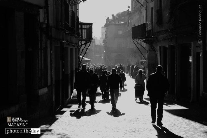 Anonymous Lives, by Fernando Rodríguez