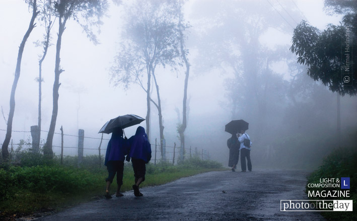 A Walk in the Clouds, by Nirmal Harindran