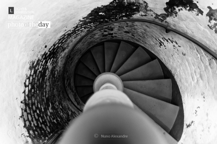 Stairs of the Skagen, by Nuno Alexandre