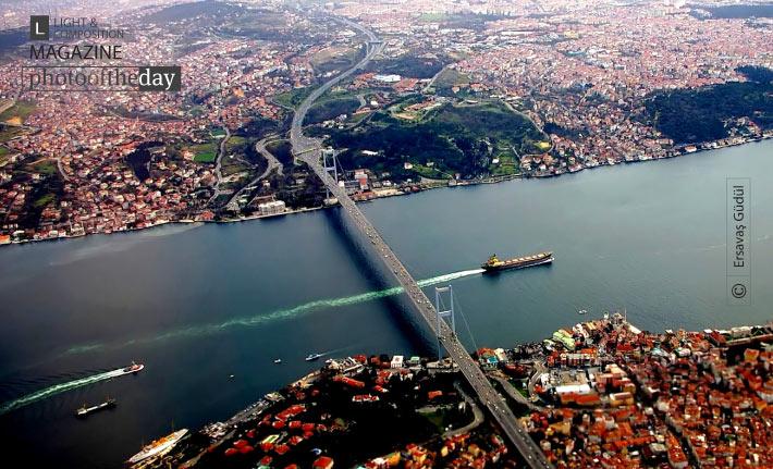 Bosphorus, by Ersavaş Güdül