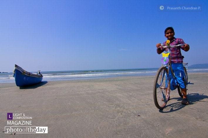 My Ride, by Prasanth Chandran