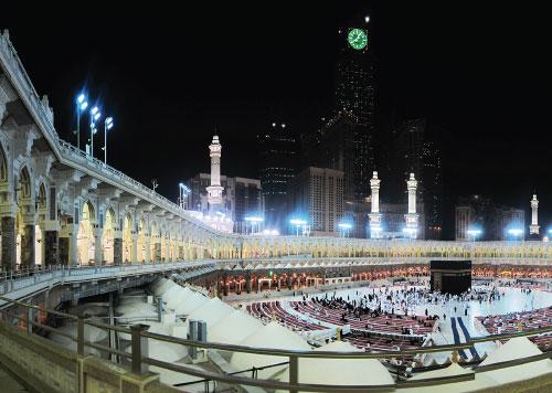 Al-Masjid al-Ḥaram, by Ahmed Al.Badawy