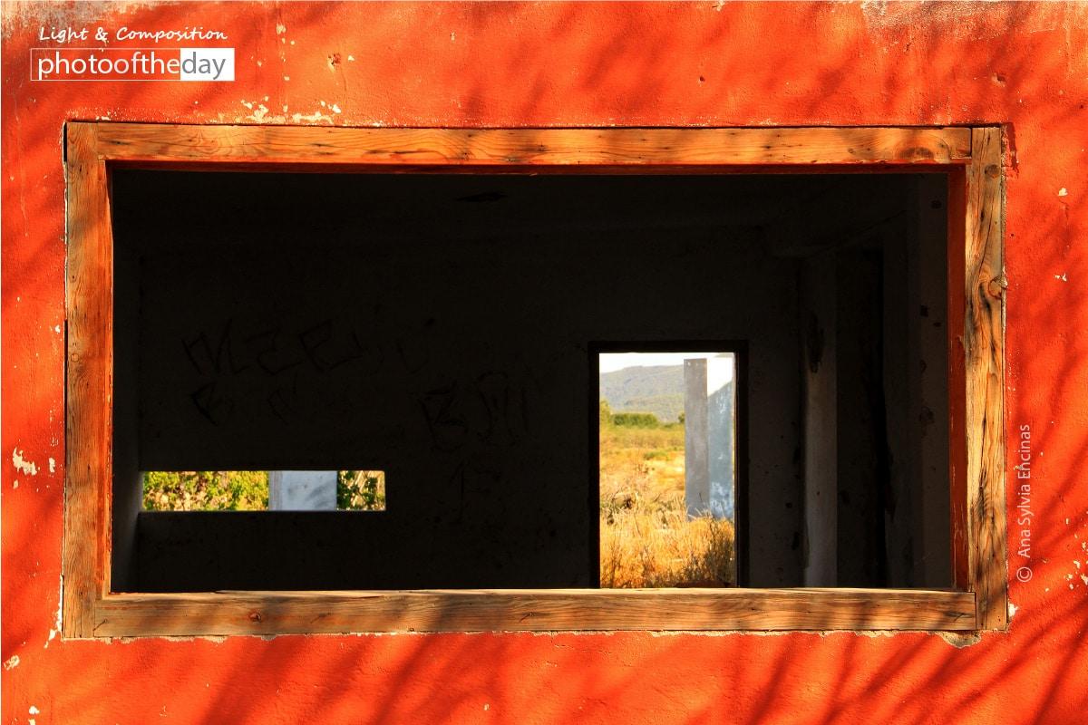 The Window, by Ana Sylvia Encinas