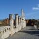Forum Columns of Pompeii, by Sandra Frimpong
